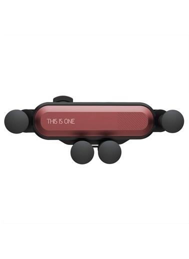 Microsonic Universal This is ONE Ahtapot Araç içi Telefon Tutucu Kırmızı Kırmızı